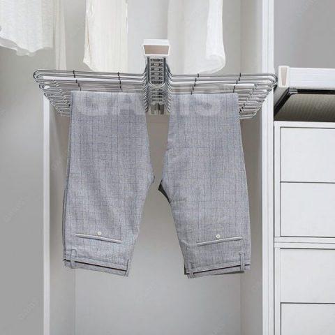 Giá treo quần âu đôi Garis