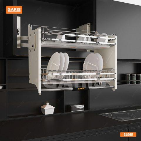 Giá bát đĩa nâng hạ GL06E